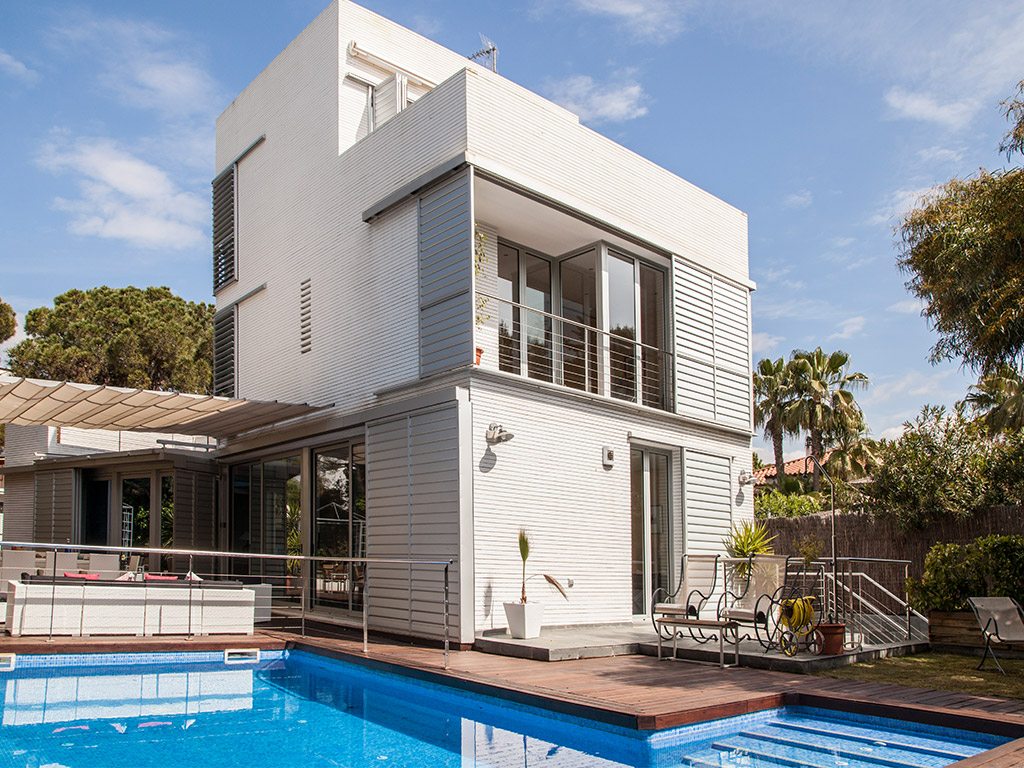 Villa Sitges: alquiler vacacional en Sitges