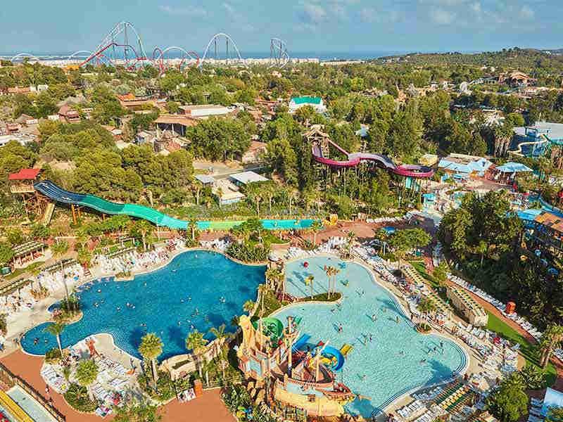 PortAventura Park In Summer Fun And Joy Weekly Villas - Port aventura billet
