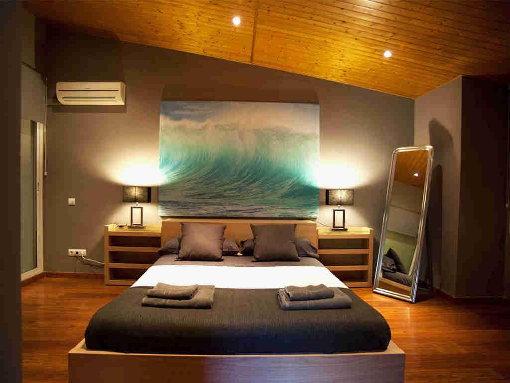 Location de villa à sitges: suite très confortable