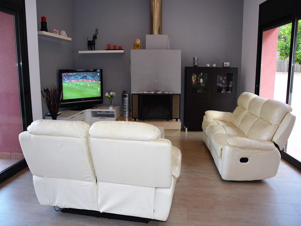 Villa Sitges con TV.