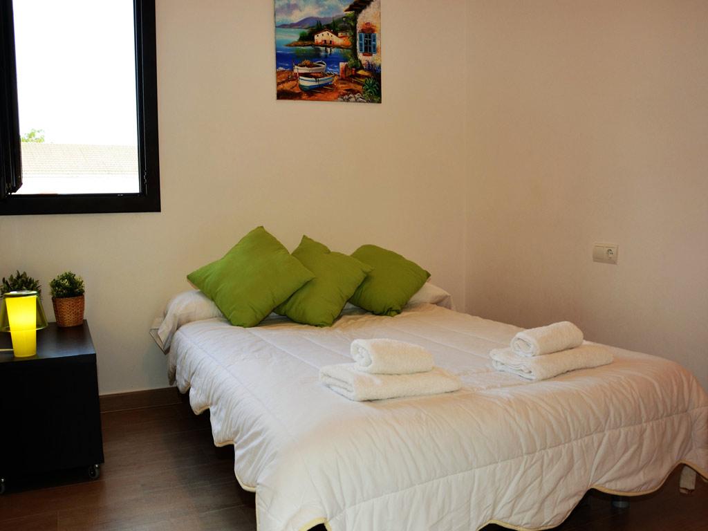 Villa Sitges con 4 habitaciones.