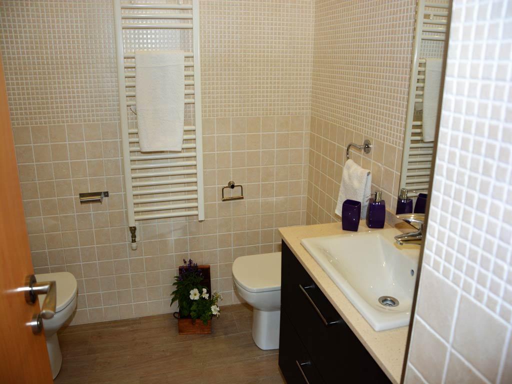 villa in Sitges with bathroom.