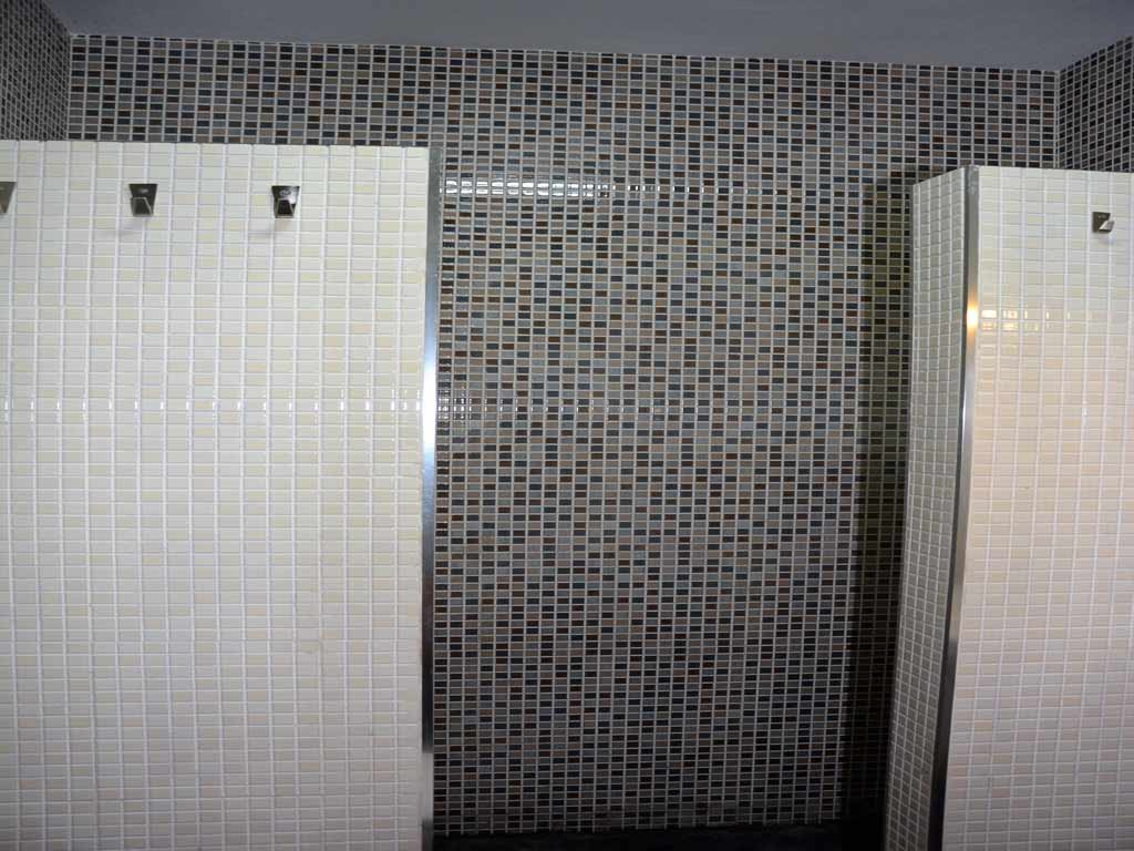 Villa Sitges con elegante baño.