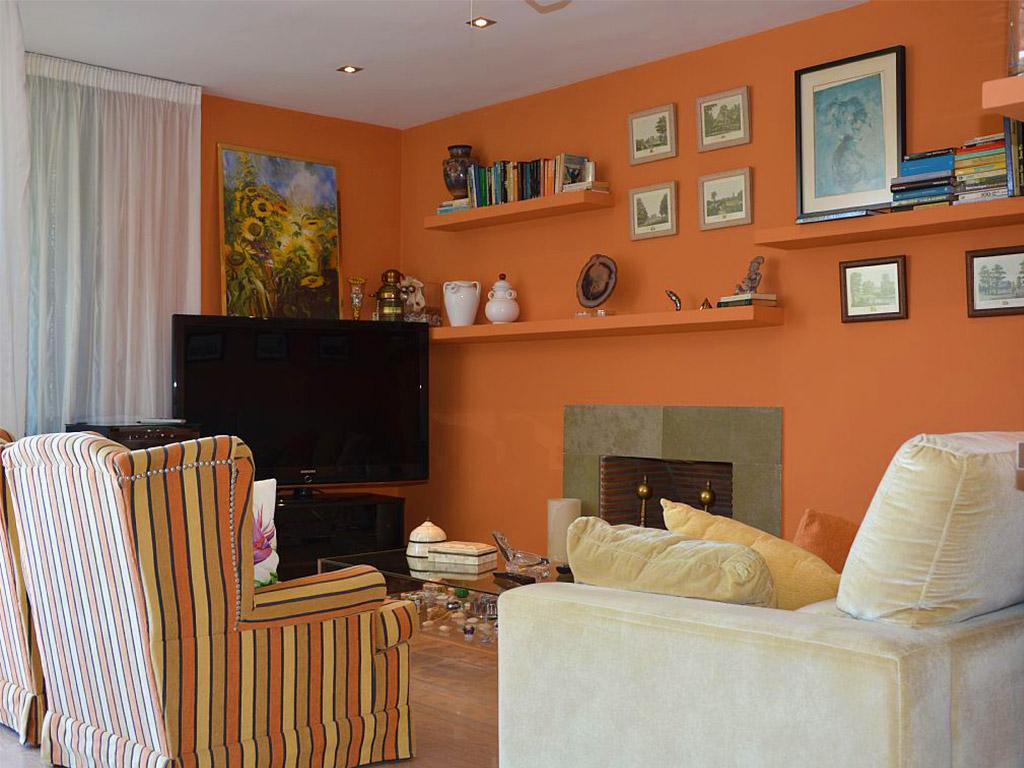 Appartement à louer à Sitges: salle de séjour