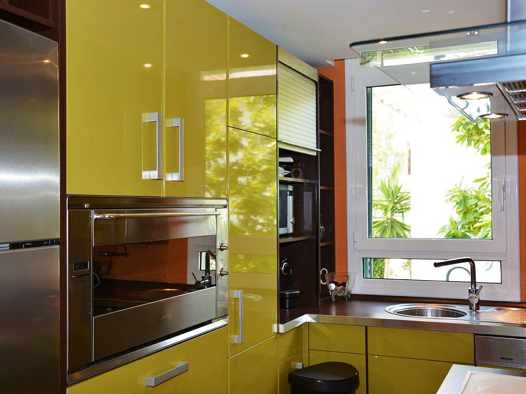 Appartement à louer à Sitges: cuisine agréable