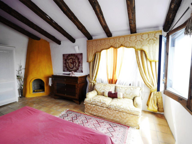 vacation home in sitges and its main suite