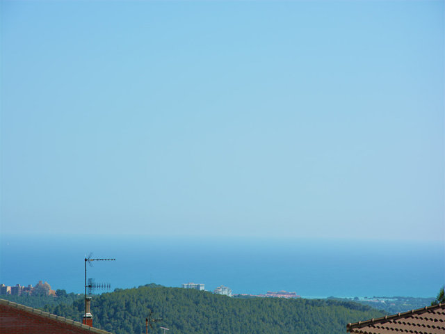 vacation home in sitges and its views