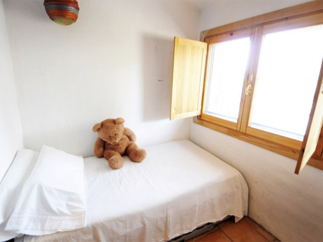 vacation home in sitges and its children bedroom