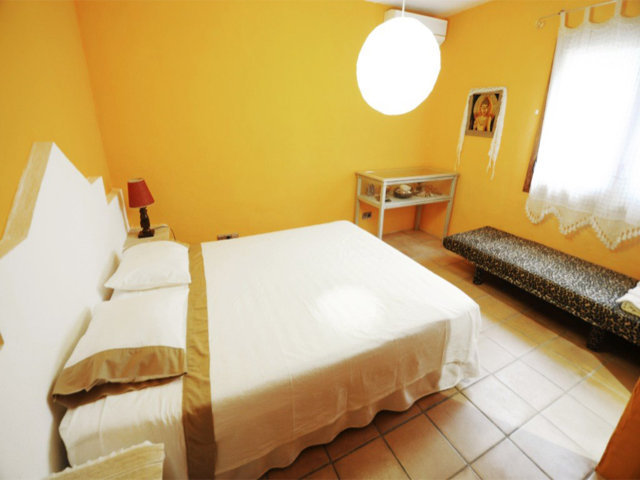 vacation home in sitges and its fourth bedroom