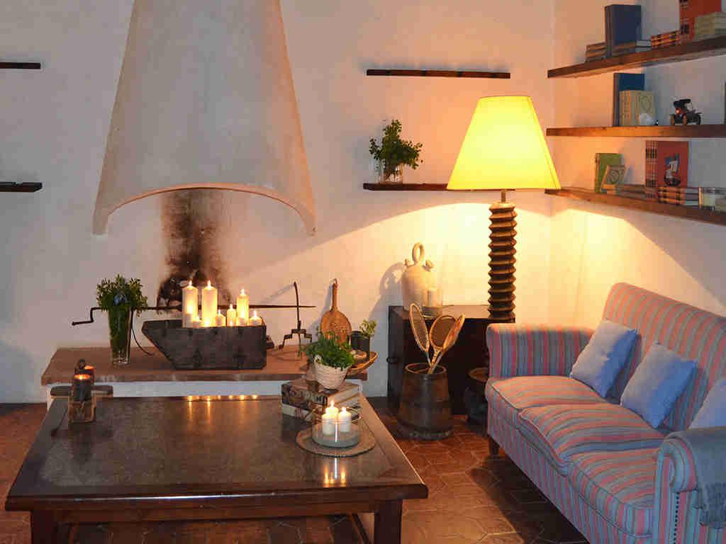 Location de Maison de vacances à Barcelone: peite salle de séjour