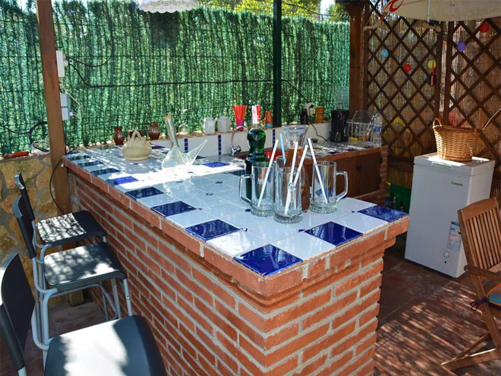 Location de vacances à barcelone: petit bar