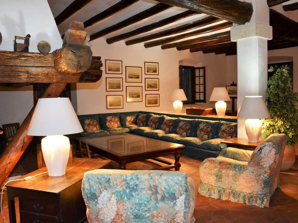 Location de Maison de vacances à Barcelone: salle de sájour