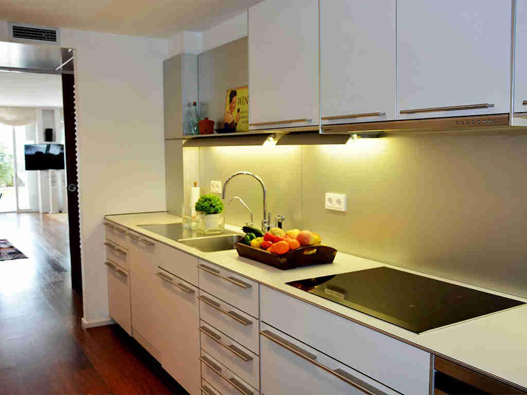 Location d'appartement à Sitges: cuisine