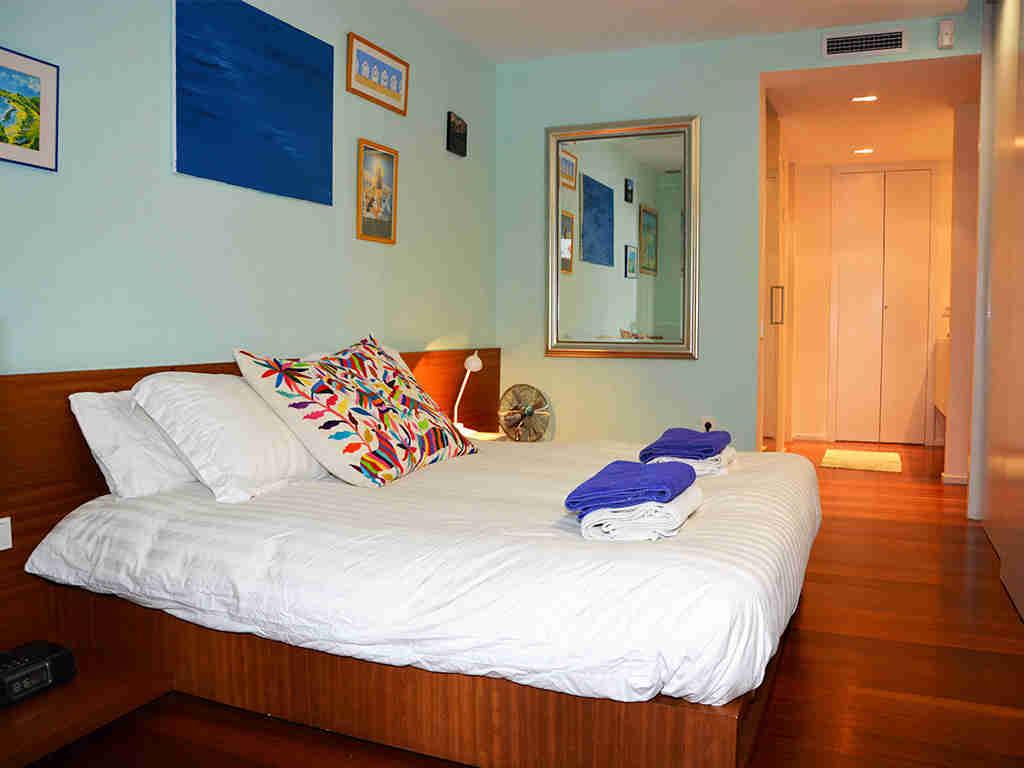 apartamentos vacacionales en sitges con suite