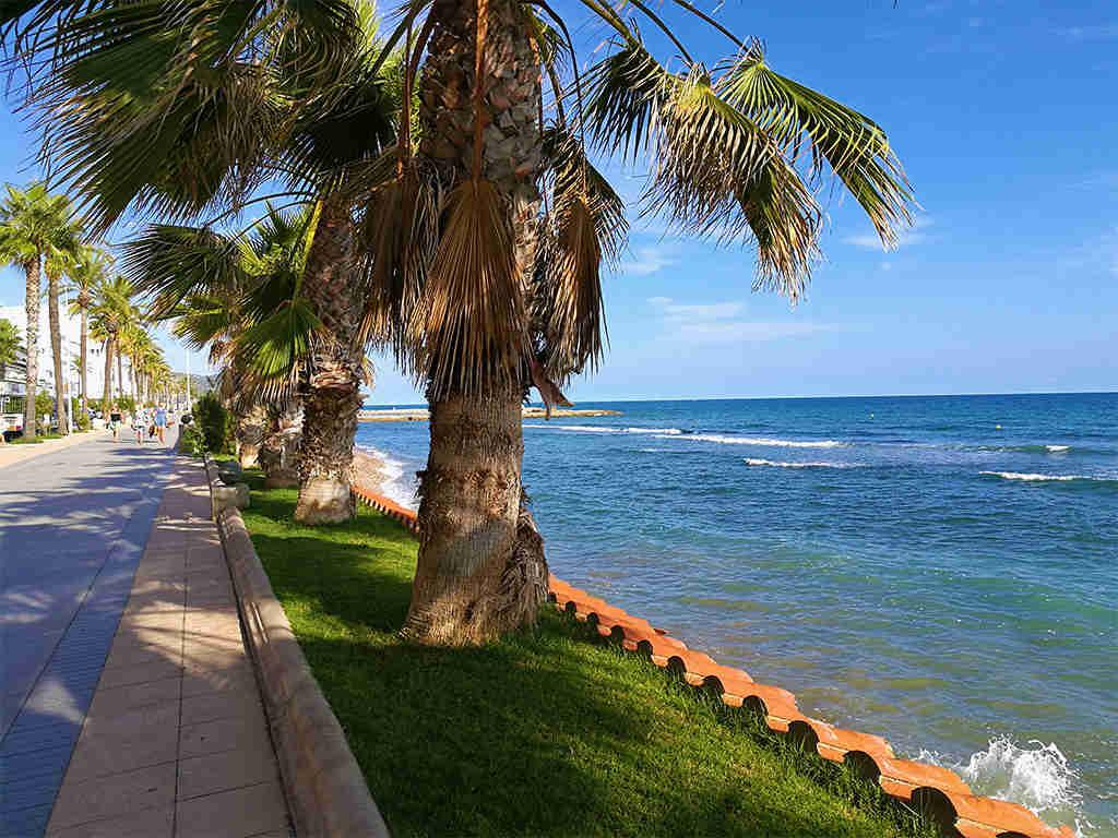 Promenade de Sitges