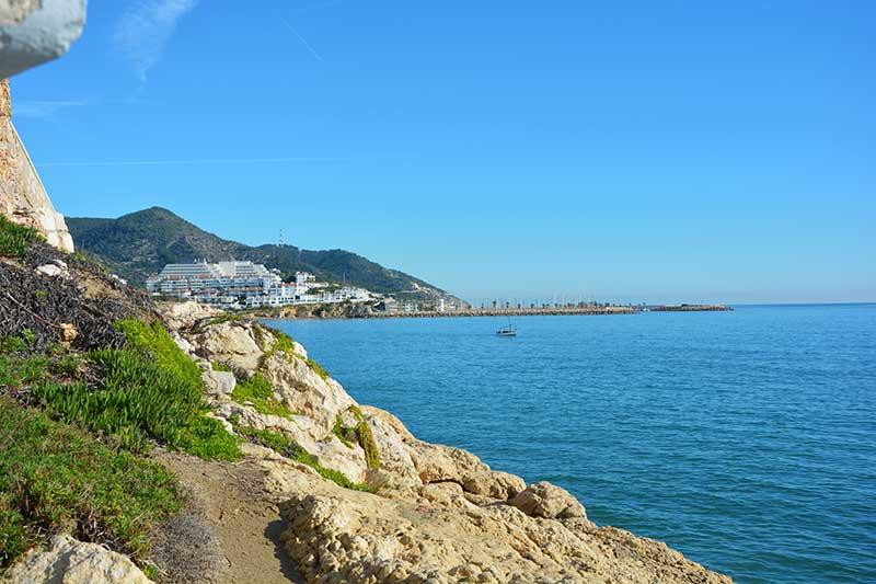villas et vacances à Sitges