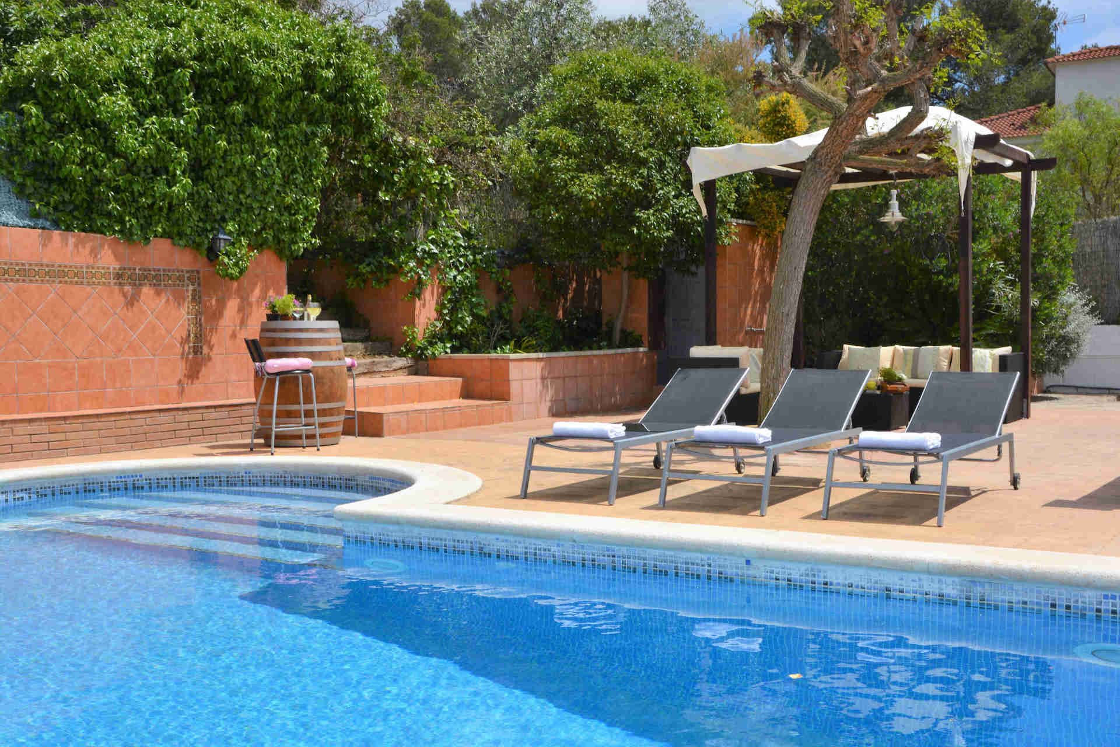 Villa en Sitges.