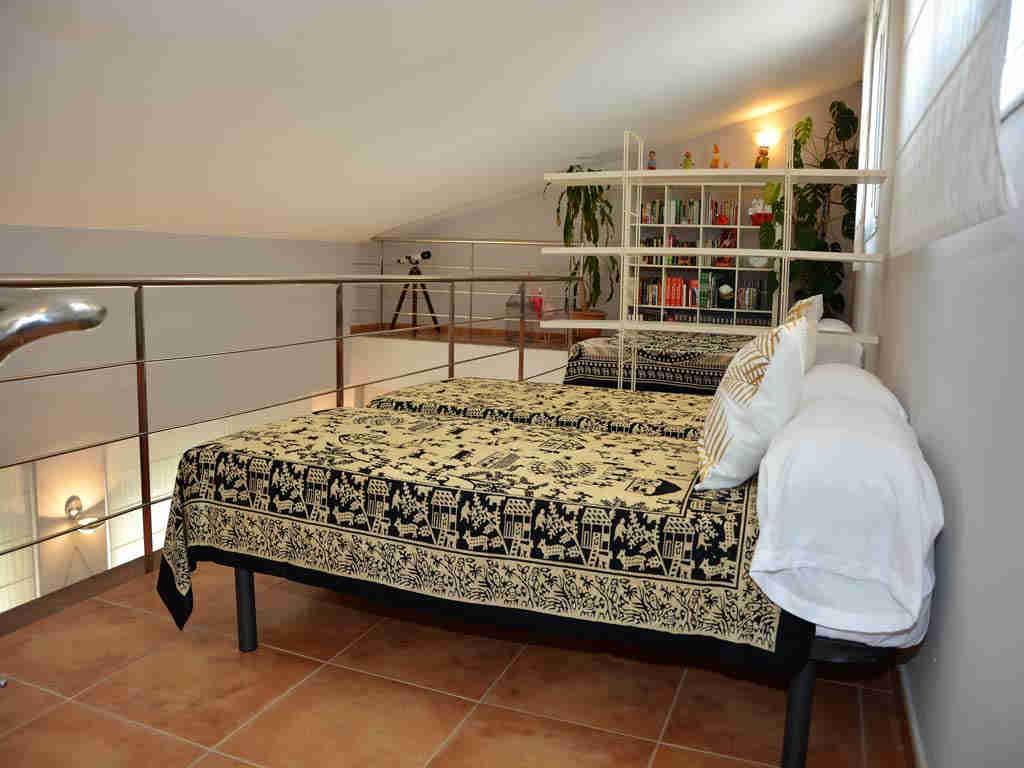 Villa en Sitges con altillo.