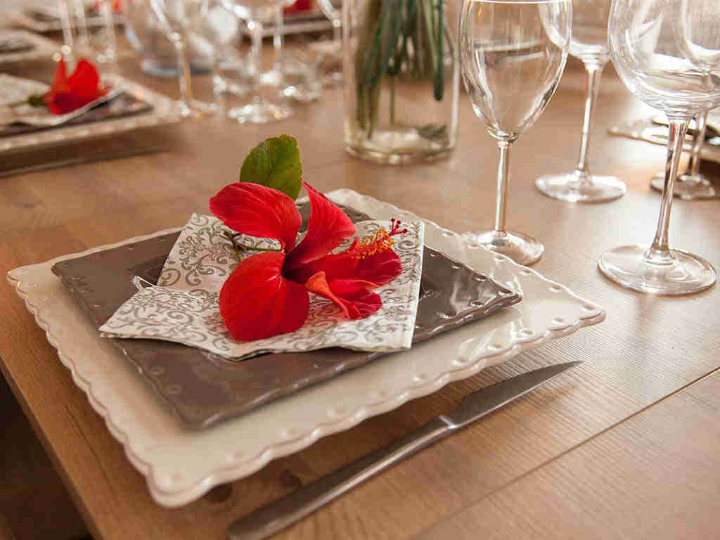 Sitges luxury villas table details