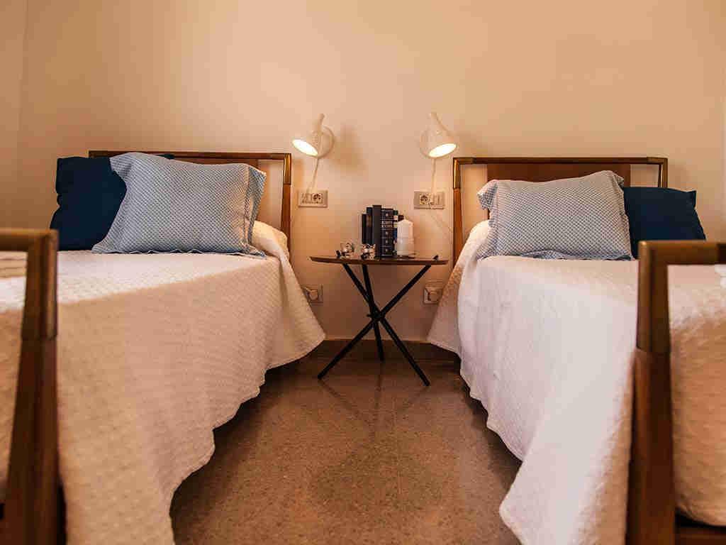 Villa vacacional en Sitges: dormitorio 5, ideal para niños