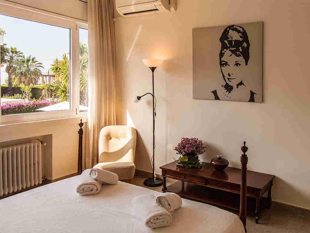 Villa vacacional en Sitges: detalles de la habitación 4