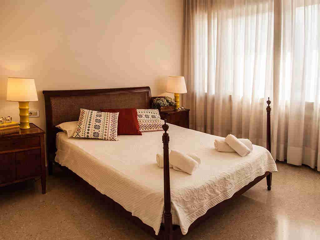 Villa vacacional en Sitges: habitación 3