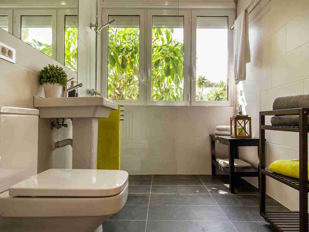 Villa vacacional en Sitges: cuarto de baño 3