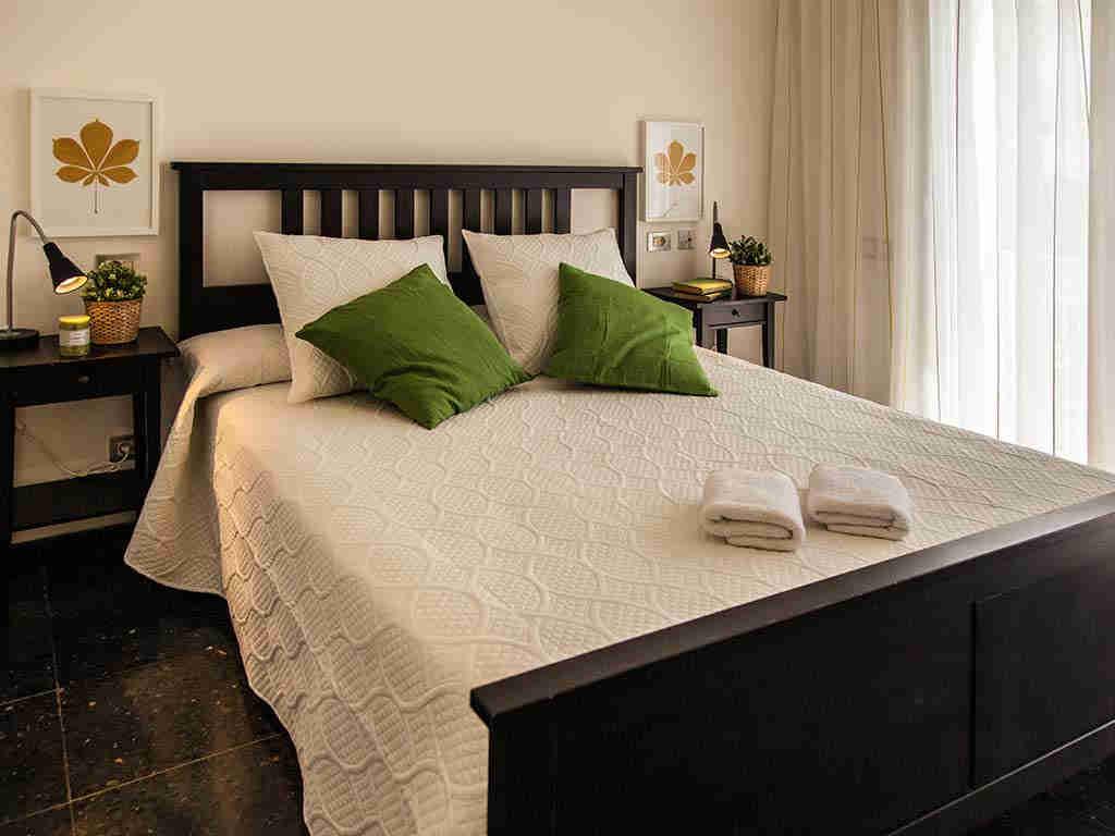 Villa vacacional en Sitges: habitación 1