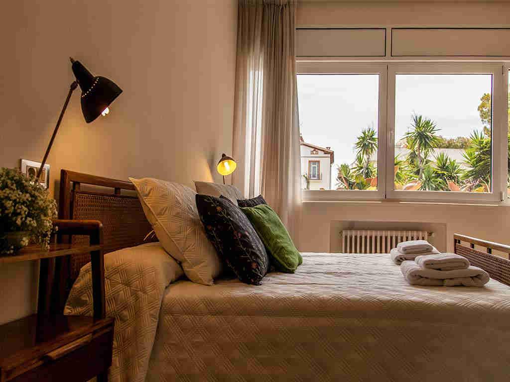 Villa vacacional en Sitges: dormitorio 2