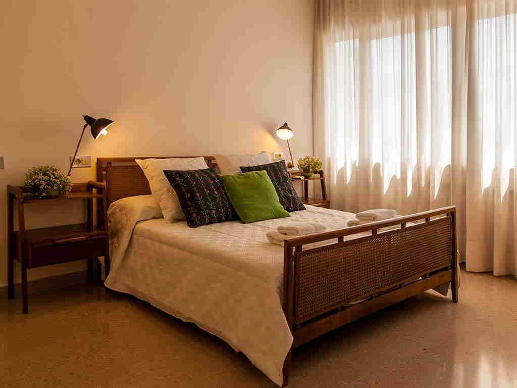 Villa vacacional en Sitges: habitación 2
