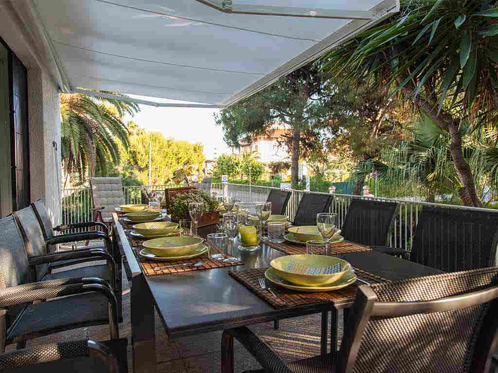 Sitges luxury villas outdoors