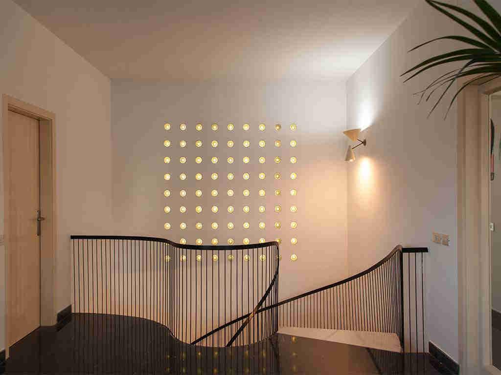 Villa vacacional en Sitges: diseño Art déco