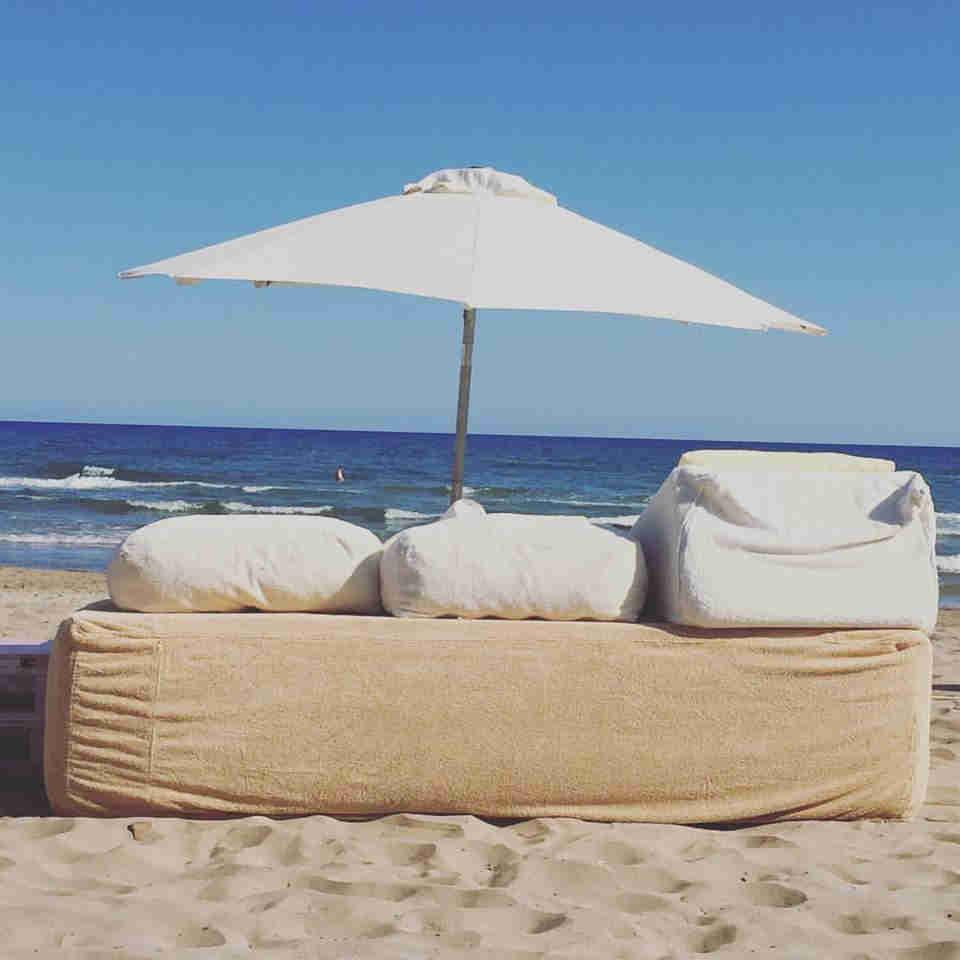 Playa de Sitges Alberto Beach