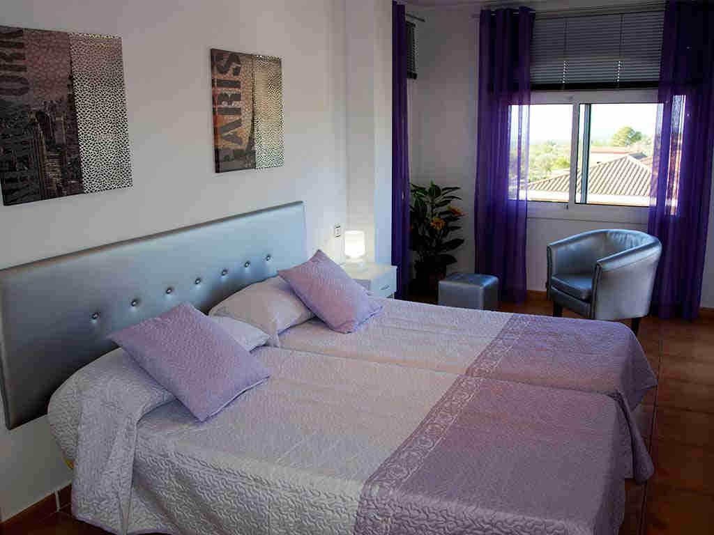 Tercer dormitorio de la Casa de vacaciones en Sitges