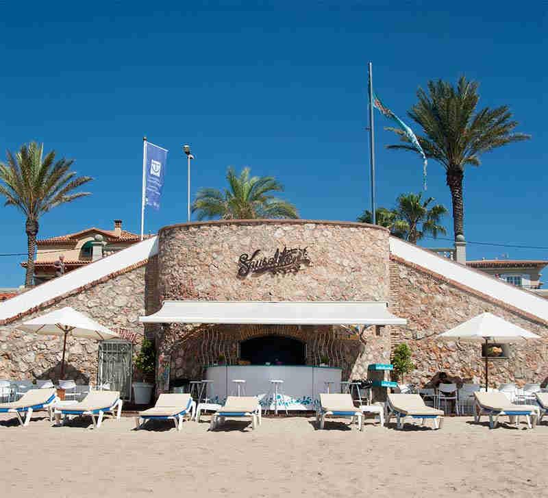 Sausalito Sitges Beach Bar