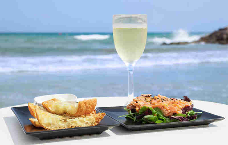 Sausalito de Sitges Playa