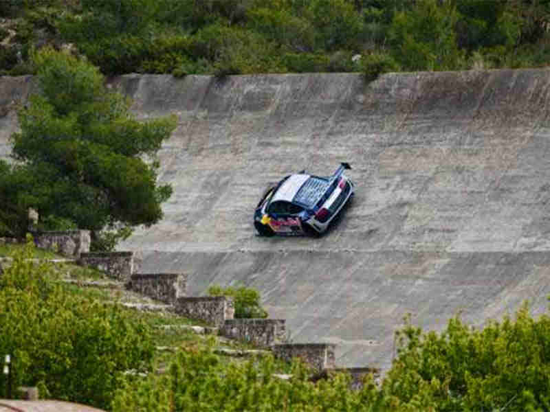 Ruta de Terramar en Sitges: Autodrómo Nacional