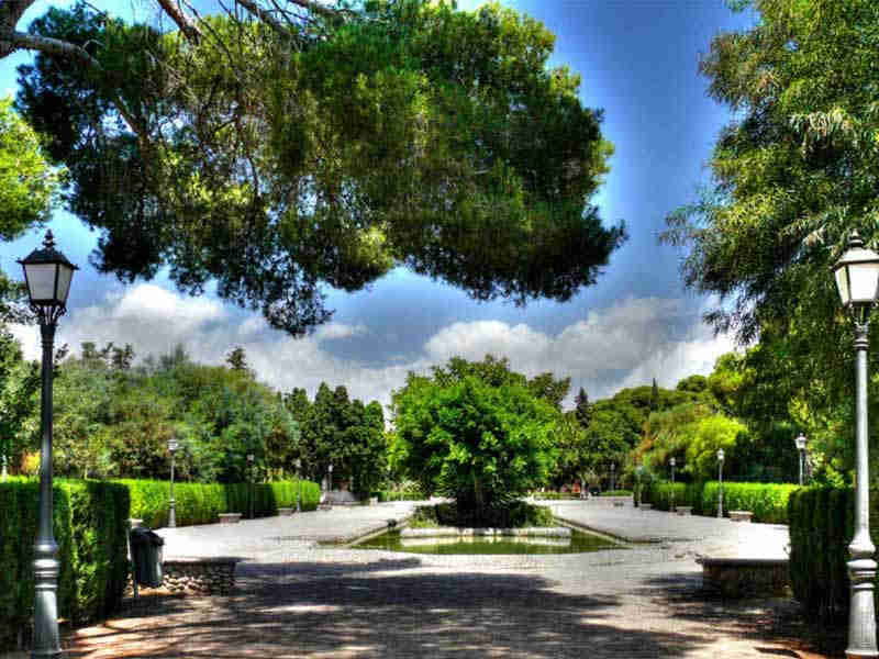 Ruta de Terramar en Sitges: jardines modernistas