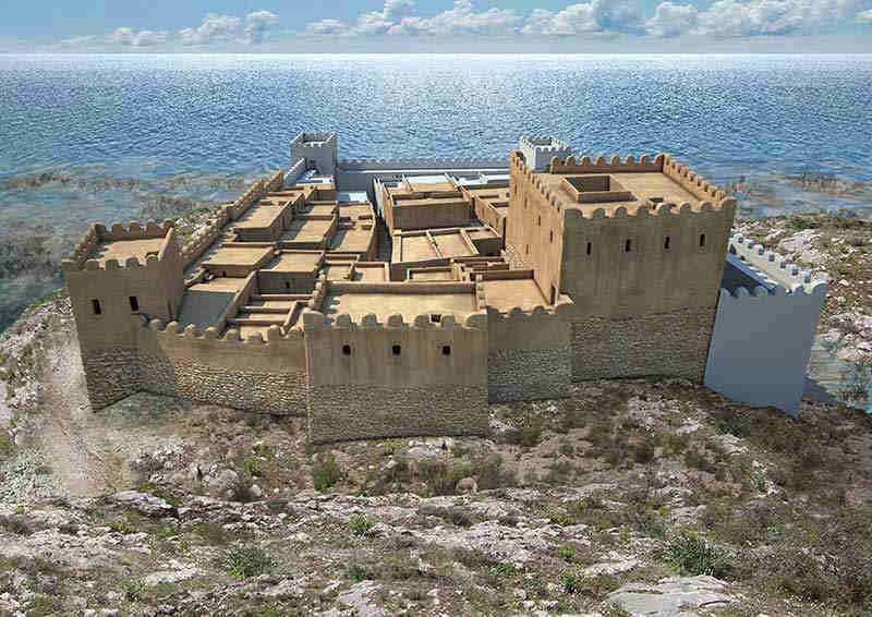 Actividades en el Penedès: Ciutadella en Calafell