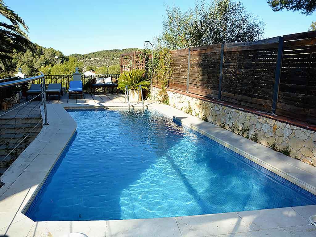 Villa de vacances à Sitges: piscine privée