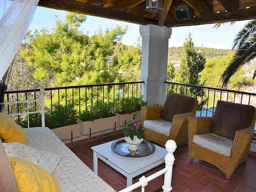 Villa de vacances à Sitges: chill out