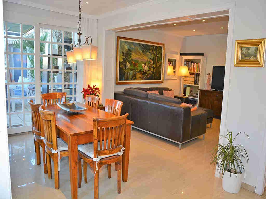 Villa de vacances à Sitges: salle de séjour