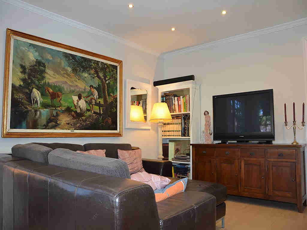 Villa de vacances à Sitges: lounge