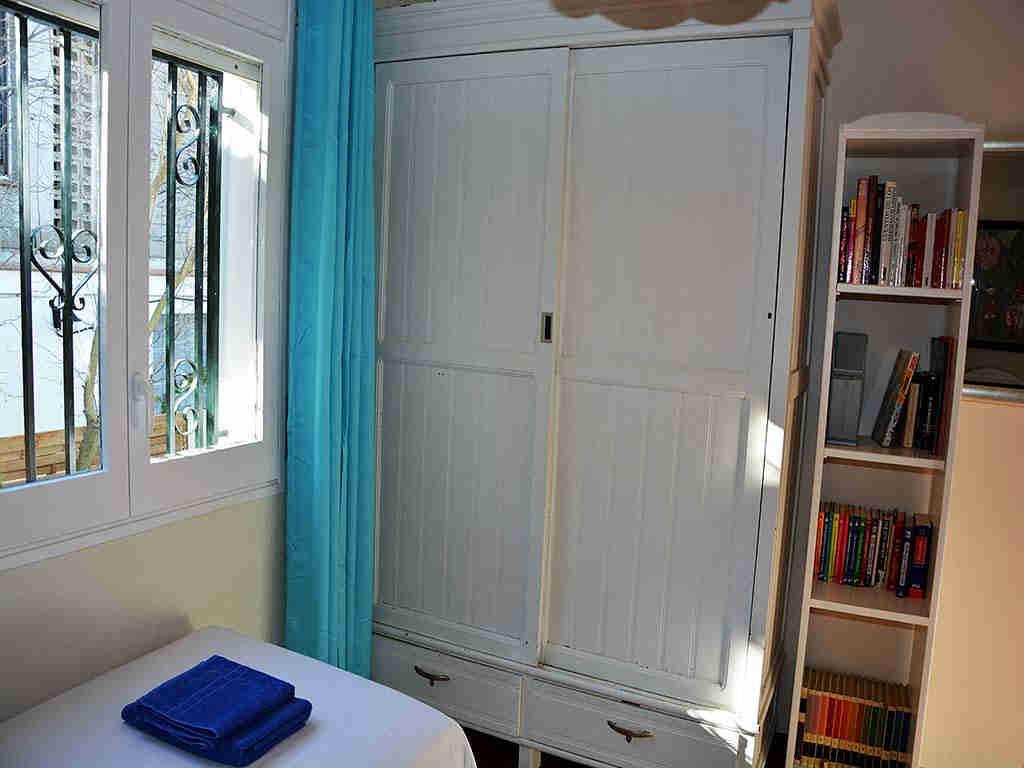 Villa de vacances à Sitges: placards