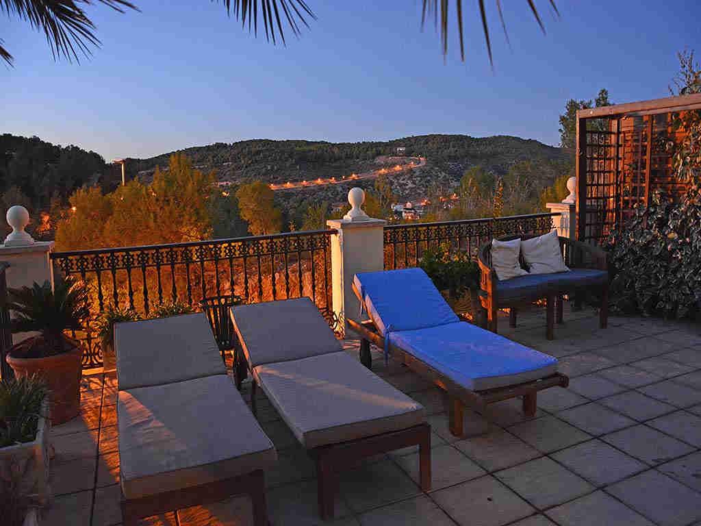 Villa de vacances à Sitges: belles vues