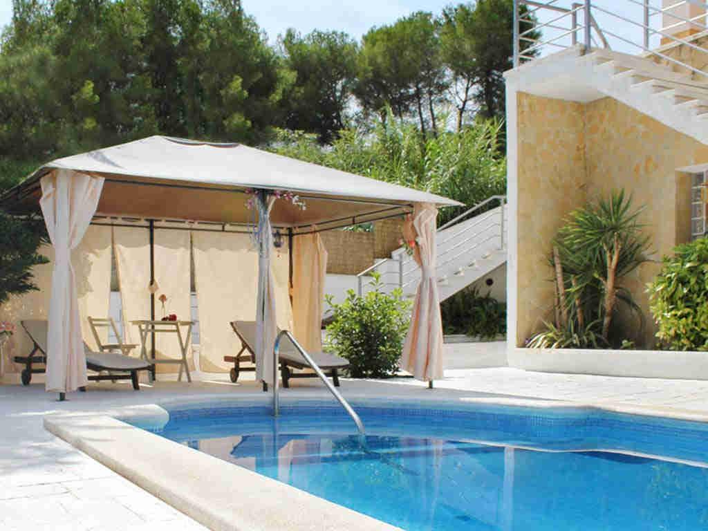 villa de vacances proche de Barcelone