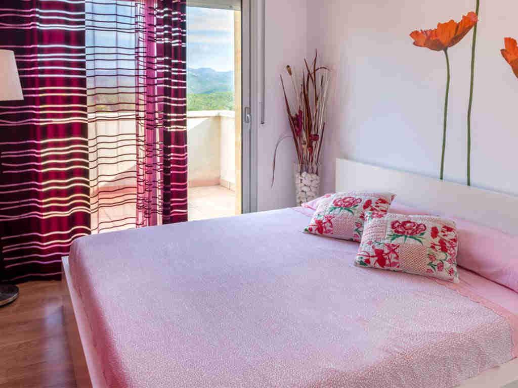 casa de vacaciones cerca de Sitges: cama doble