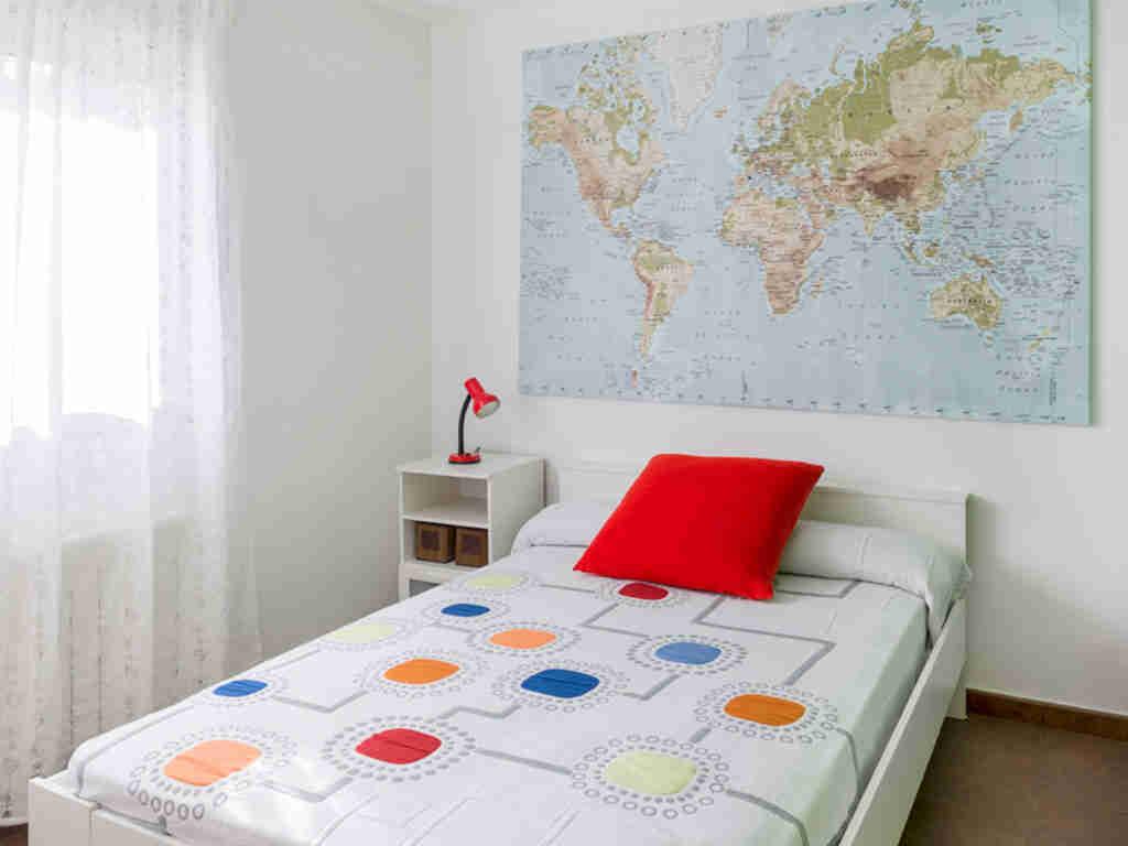 casa de vacaciones cerca de Sitges: chama individual