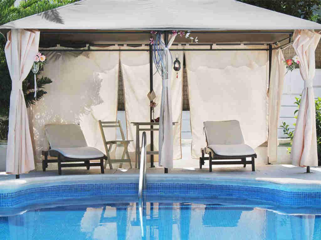 holiday Sitges villa near Barcelona