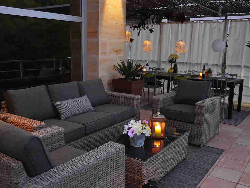 casa de vacaciones cerca de Sitges: chil out